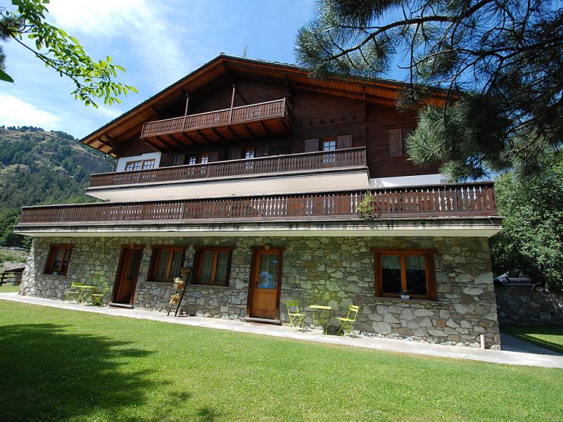 Aigle 1484715,Vivienda de vacaciones en Sarre, Aosta Valley, Italia para 6 personas...