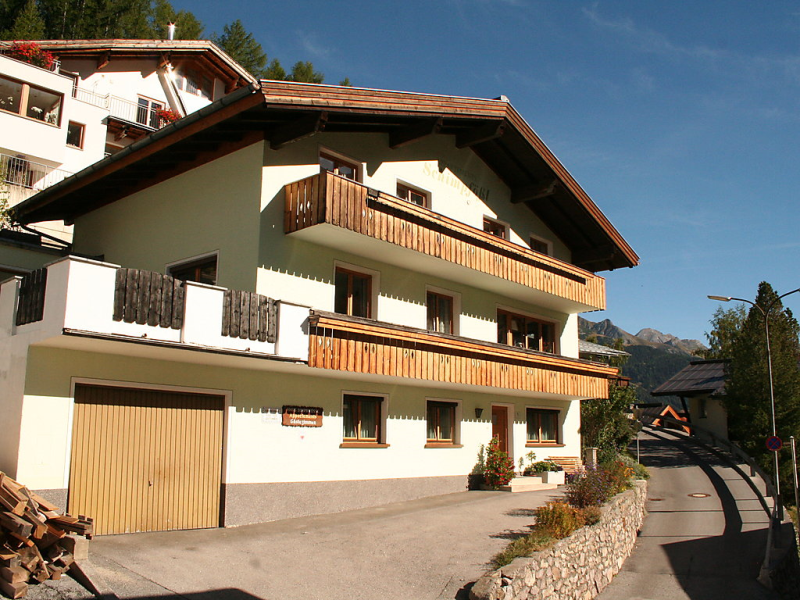 Katharina 1484727, Apartment in Sankt Anton am Arlberg, Tyrol, Austria for 2 persons...