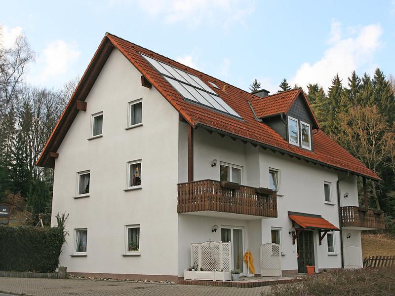 Ferienhof kuhberg 1485063,Apartamento en Kronach, Franken-Fichtelgebirge, Alemania para 4 personas...