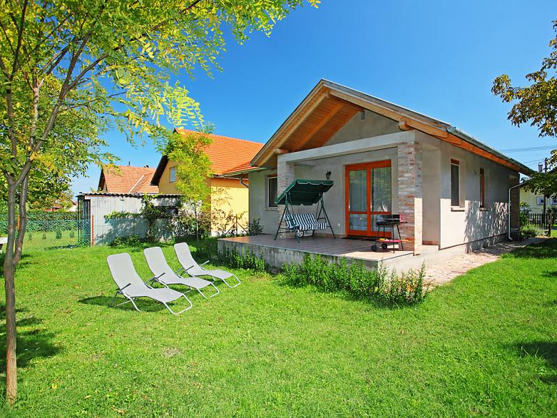 1485364,Villa en Keszthely-Balatonkeresztur, Balaton Somogy, Hungría para 4 personas...