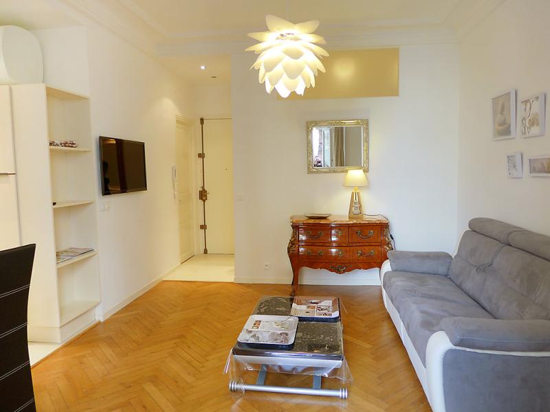 Georges clmenceau 1485365,Apartamento en Nice, en la Cote d'Azur, Francia para 4 personas...