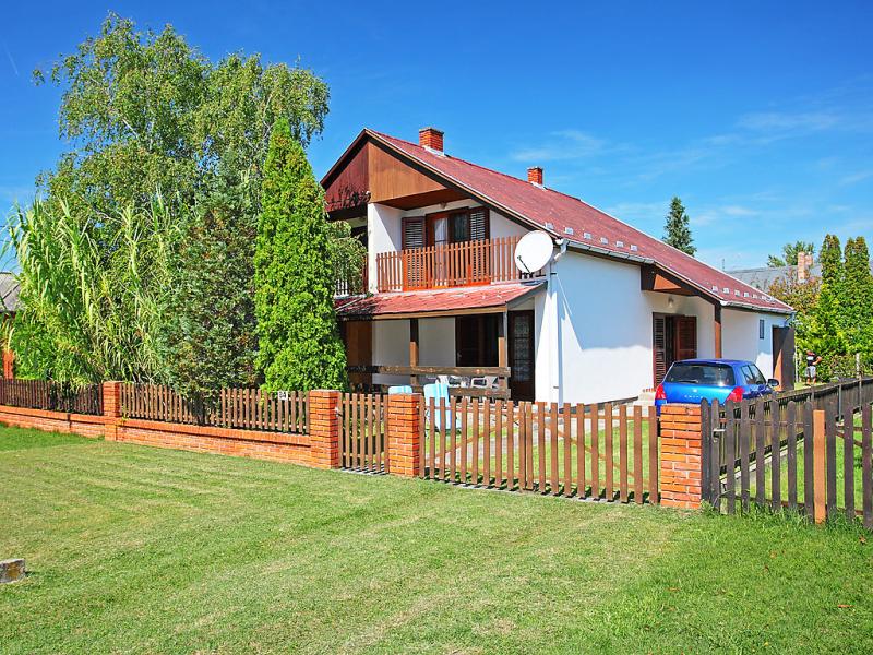 1485368,Vivienda de vacaciones en Keszthely-Balatonkeresztur, Balaton Somogy, Hungría para 4 personas...