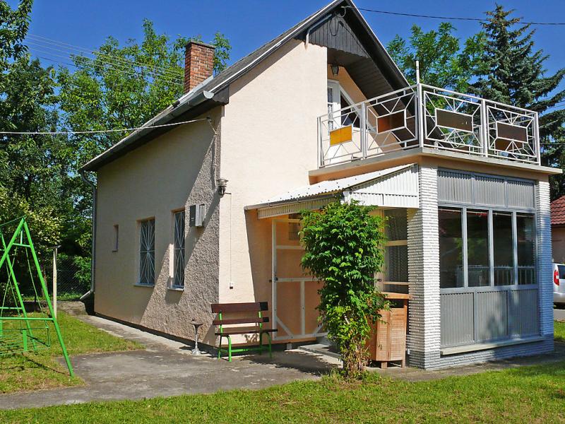 1485527,Villa en Keszthely-Balatonkeresztur, Balaton Somogy, Hungría para 4 personas...