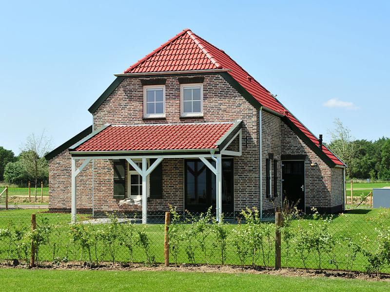 7 persoons luxe 1485597,Vivienda de vacaciones en Roggel, Limburg, Holanda  con piscina privada para 7 personas...