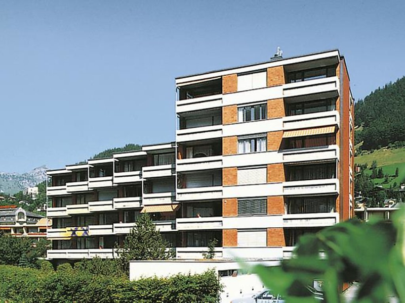 Parkweg 9105 1485754,Casa en Engelberg, Central Switzerland, Suiza para 2 personas...