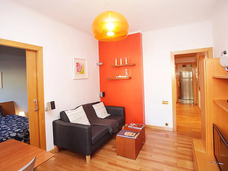 Sagrada familia rosala de castro padilla 1486231,Apartamento en Barcelona Stad, Barcelona, España para 3 personas...