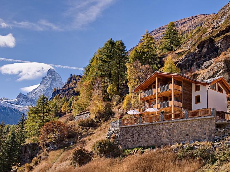 Chalet gemini 1486353,Vivienda de vacaciones en Zermatt, Wallis, Suiza para 10 personas...
