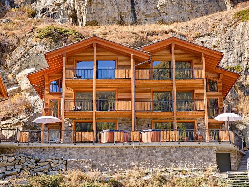 Chalet pollux 1486376,Vivienda de vacaciones en Zermatt, Wallis, Suiza para 8 personas...