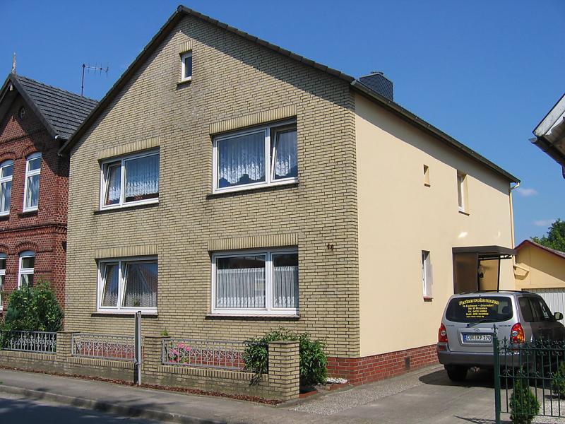 Ferienwohnung kptn ahab 1486612,Apartamento en Otterndorf, Lower Saxony, Alemania para 8 personas...