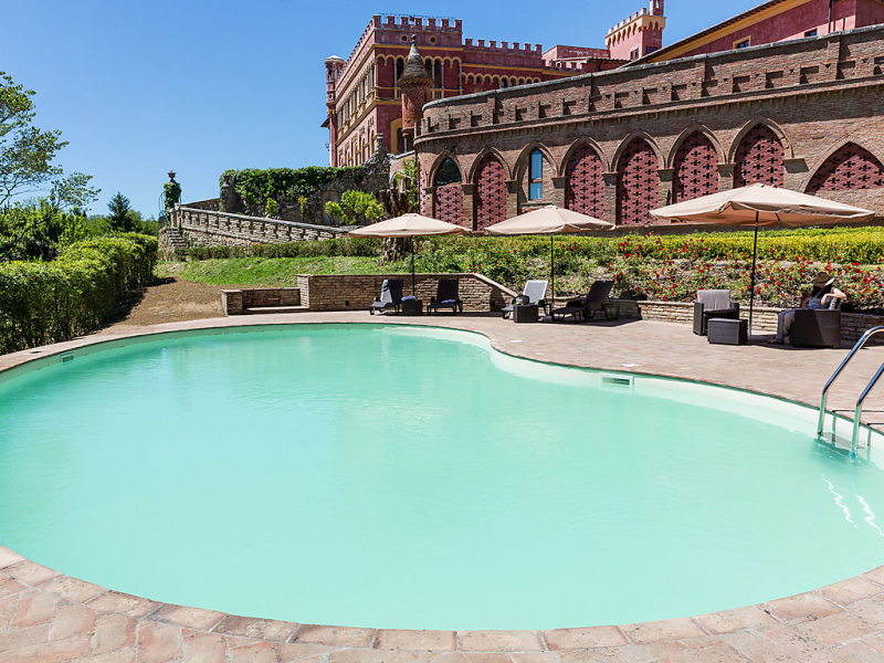 Il santo  tipologia trilocale 1486664,Apartamento  con piscina privada en Lari, en Toscana, Italia para 6 personas...