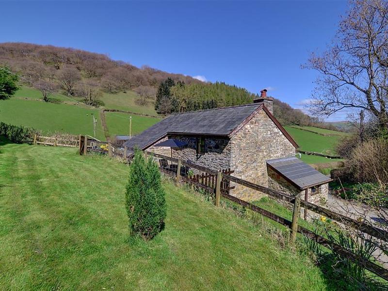 Erwood 1486693,Villa en Builth Wells, Wales, Reino Unido para 4 personas...