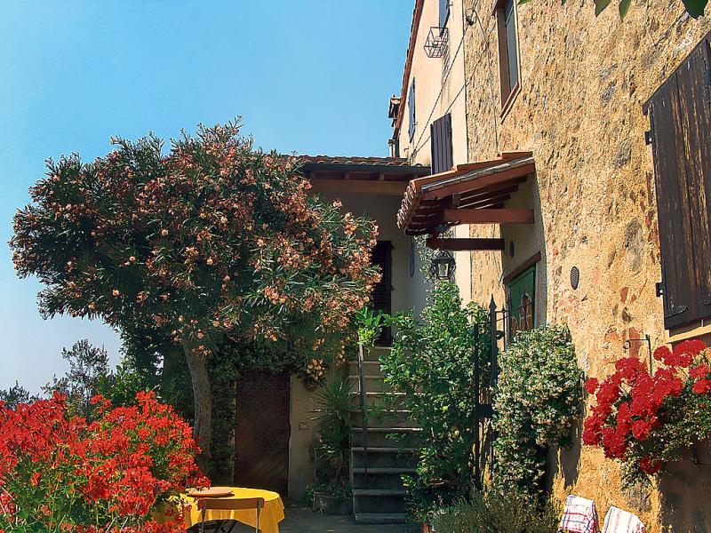 Il mandarino 1486745,Vivienda de vacaciones  con piscina privada en Camaiore, en Toscana, Italia para 3 personas...