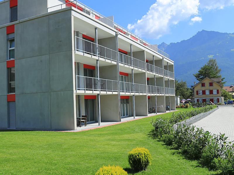 Wohntel 1487009,Apartamento en Sevelen, East Switzerland, Suiza para 2 personas...