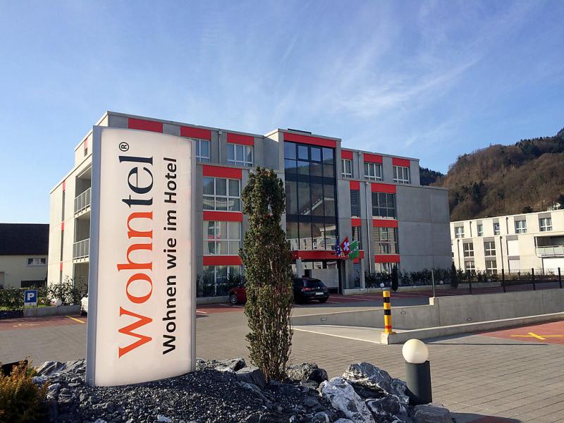 Wohntel 1487024,Apartamento en Sevelen, East Switzerland, Suiza para 4 personas...