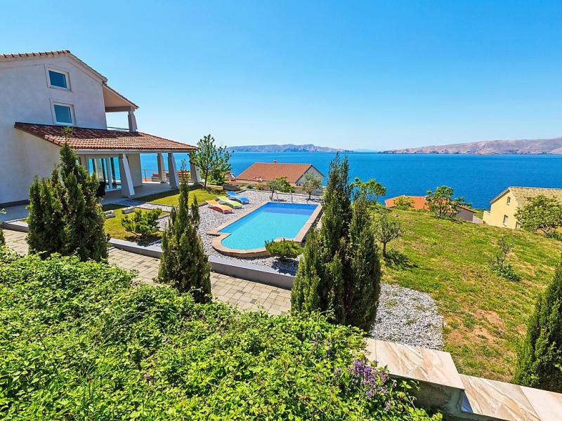 1487291,Vivienda de vacaciones en Senj, Lika-Senj, Croacia  con piscina privada para 7 personas...