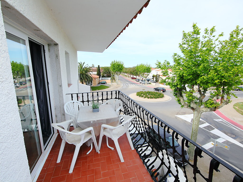 Port banyuls 1 01 1487405, Appartement in Empuriabrava, aan de Costa Brava, Spanje voor 4 personen...