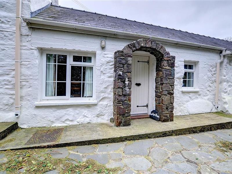Trefin bach 1487436,Casa en St Davids, Wales, Reino Unido para 2 personas...