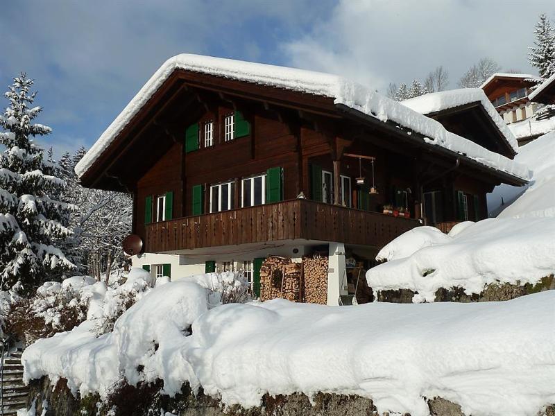 Bach 1487676,Casa en Lenk, Bernese Oberland, Suiza para 2 personas...