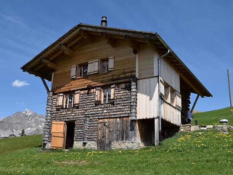 Alphtte gibelhttli 1487683,Casa en Matten (St. Stephan), Bernese Oberland, Suiza para 5 personas...