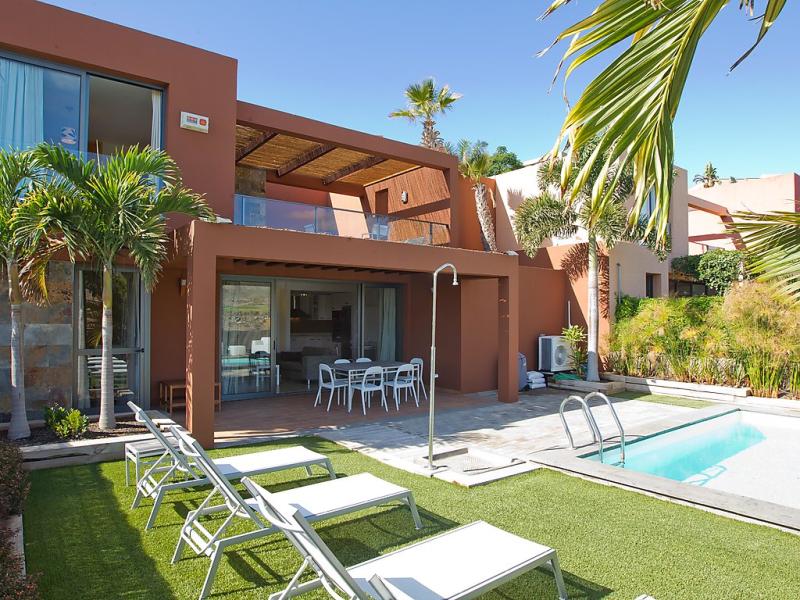 T 21 1487689,Vivienda de vacaciones en Maspalomas, Gran Canaria, España  con piscina privada para 4 personas...