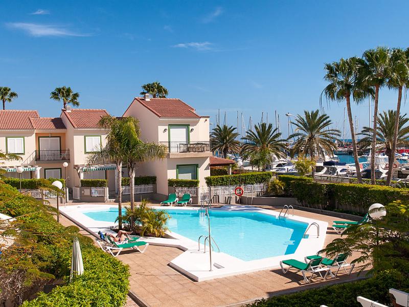 Marina port 4 1487749,Apartamento en Maspalomas, Gran Canaria, España  con piscina privada para 4 personas...