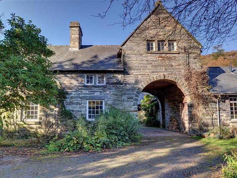Maentwrog 1487770,Casa en Porthmadog, Wales, Reino Unido para 3 personas...