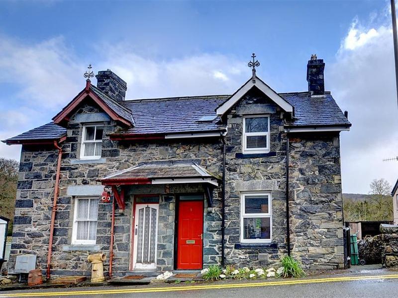 Mill street 1487882,Vivienda de vacaciones en Llanrwst, Wales, Reino Unido para 3 personas...