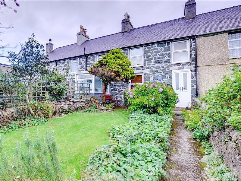 Fron 1487935,Casa en Caernarfon, Wales, Reino Unido para 4 personas...