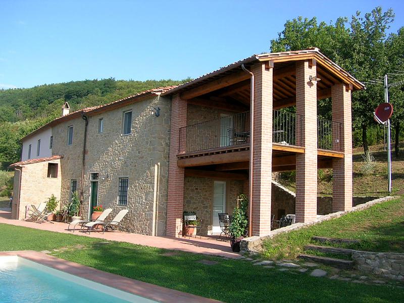 Podere burrasca 1488594,Castillo en Pistoia, en Toscana, Italia  con piscina privada para 4 personas...