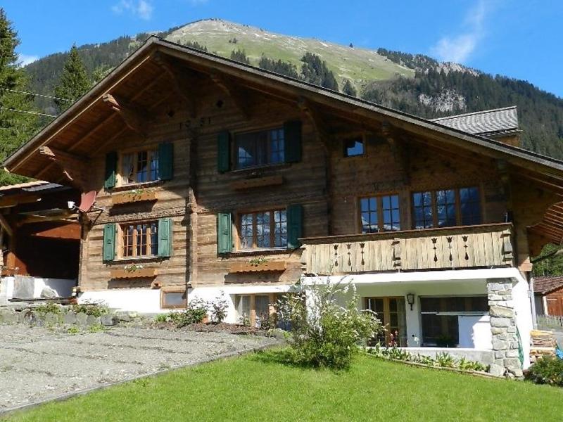 Bijou arnensee 1489011,Casa en Feutersoey, Bernese Oberland, Suiza para 2 personas...