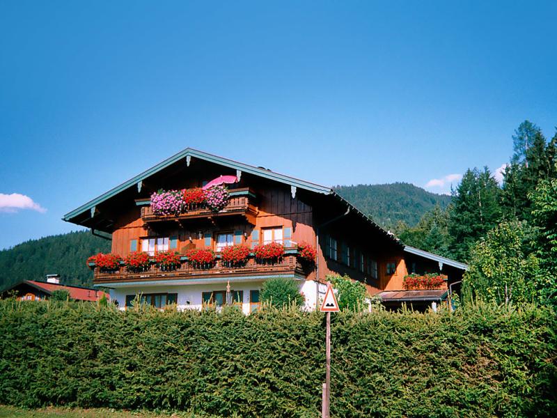 Heistracher 1489362,Apartamento en Reit im Winkl, Upper Bavaria, Alemania para 4 personas...