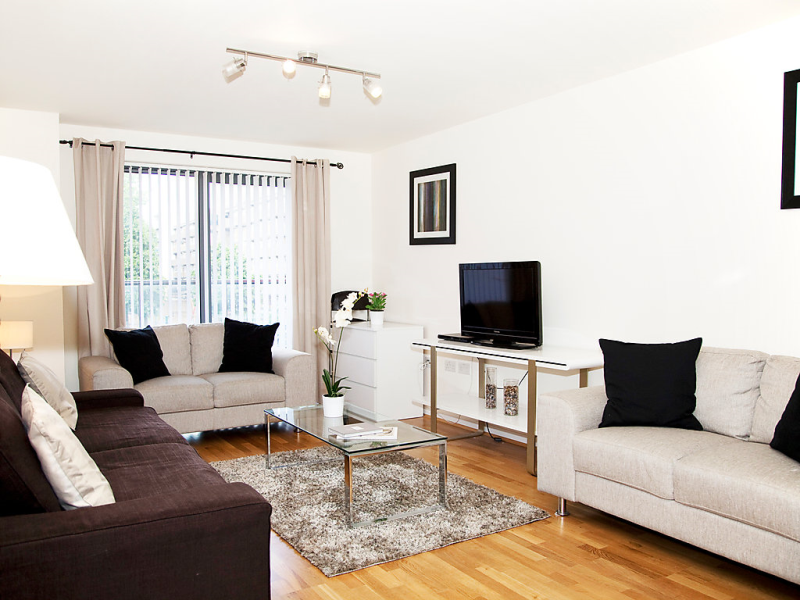 Chi 1489364, Apartamento en London City, Greater London, Reino Unido para 4 personas...