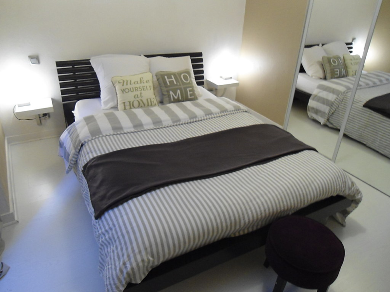 Lescapade 1489431,Apartamento en Nantes, Pays de la Loire, Francia para 4 personas...