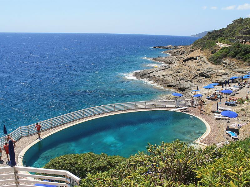 Al pino 60 1489465,Apartamento  con piscina privada en Elba Rio Marina, Elba, Italia para 5 personas...
