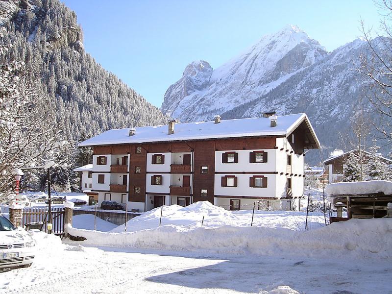 Canazei ski apartments 1489470,Apartamento en Canazei, Trentino-Alto Adige, Italia para 4 personas...