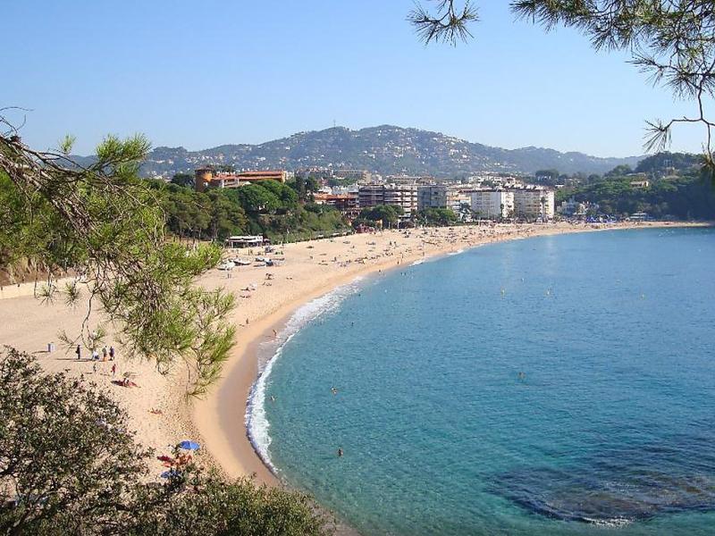 Fenals central park 1489488,Appartement à Lloret de Mar, sur la Costa Brava, Espagne  avec piscine privée pour 4 personnes...