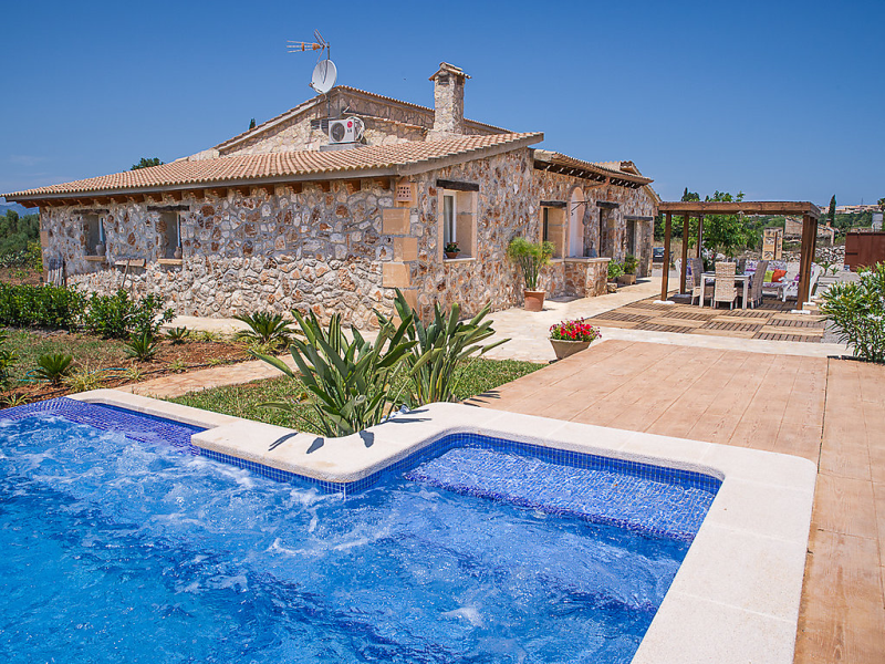 Es moya des pins 1489656, Holiday house in Muro, Mallorca, Spain  with private pool for 8 persons...