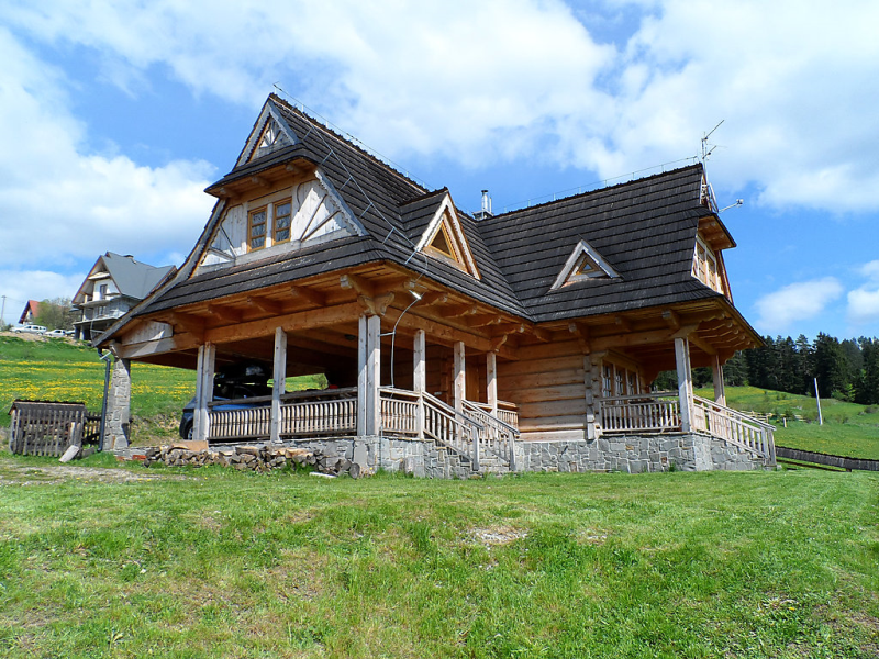 1489930,Vivienda de vacaciones en Bukowina-Czarna Gora, Tatras, Polonia para 6 personas...