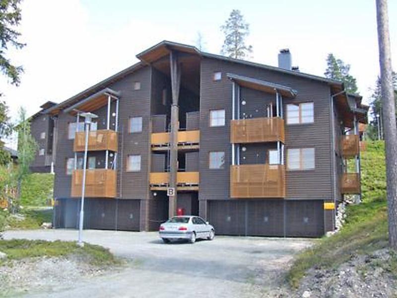 Karhunvartijanlinna b 11 1490040,Casa en Kuusamo, Central Finland, Finlandia para 4 personas...