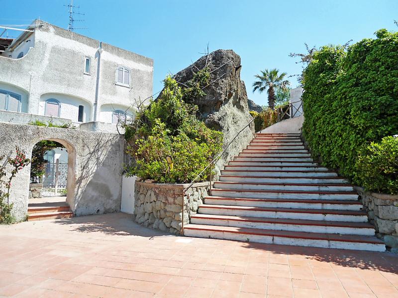 Ponente 1490187,Apartamento  con piscina privada en Ischia Forio, Ischia, Italia para 4 personas...