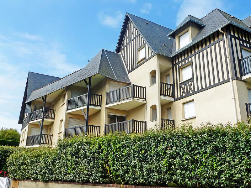 Castel morny 1490764,Apartamento en Deauville, Calvados, Francia para 3 personas...