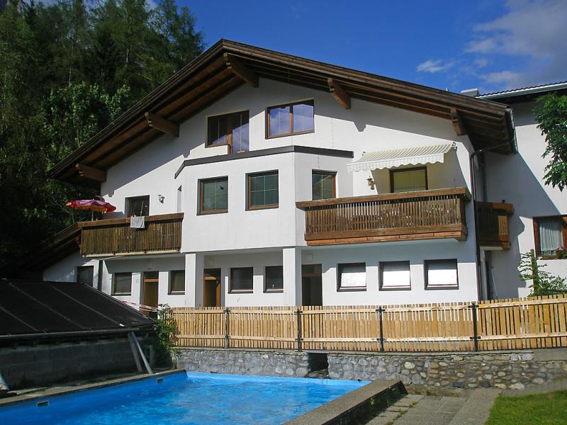 Camping rossbach 1491182,Apartamento en Nassereith, Tyrol, Austria  con piscina privada para 4 personas...