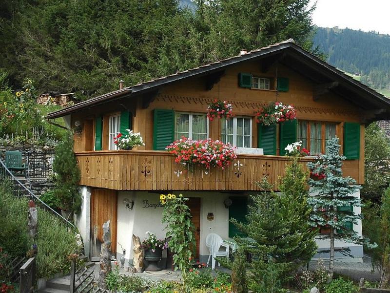 Brgchutzli parterre 1491587,Casa en Adelboden, Bernese Oberland, Suiza para 2 personas...