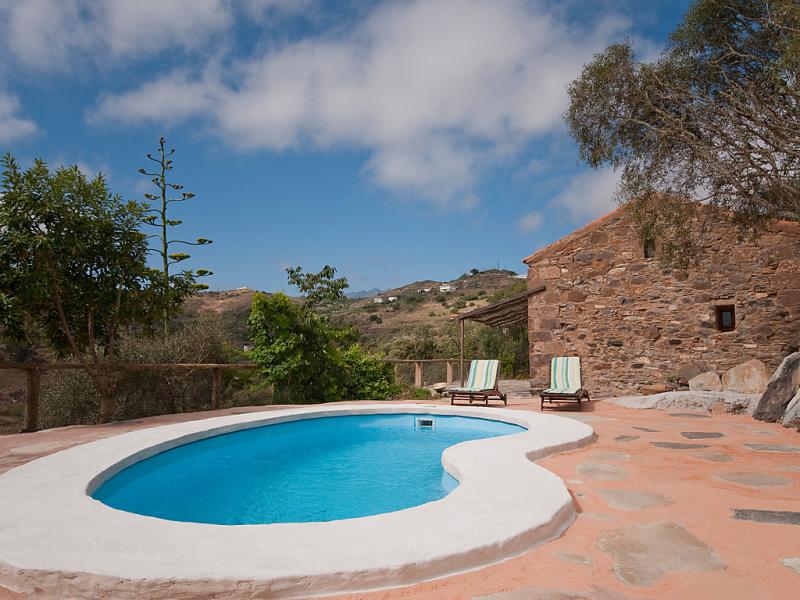 Los abuelos 1491730,Vivienda de vacaciones  con piscina privada en Las Palmas, Gran Canaria, España para 2 personas...