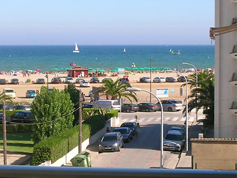 Eolo 24 01 1492016,Appartement in L'Estartit, aan de Costa Brava, Spanje voor 4 personen...