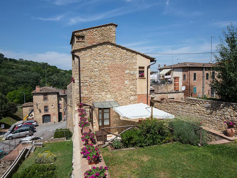 La torre di elisa 1492185,Villa en Asciano, en Toscana, Italia para 4 personas...