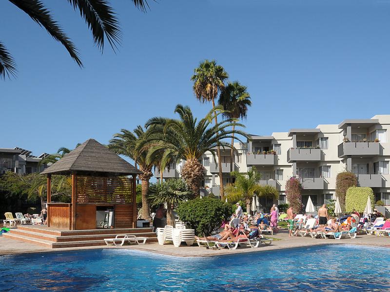 Tf sur 1492267,Apartamento en Los Cristianos, Tenerife, España  con piscina privada para 2 personas...