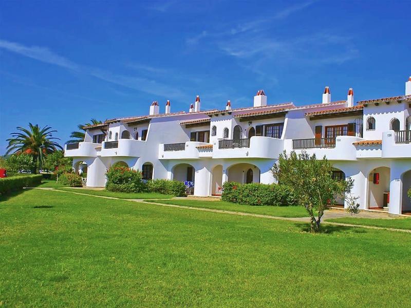 Son bou gardens apt 3 dorm 1492405,Apartamento  con piscina privada en Son Bou, Minorca, España para 5 personas...