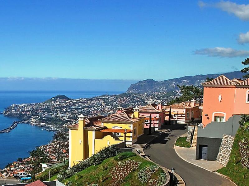 Village 2 bed sea view 02 1492585,Apartamento en Madeira-Funchal, Madeira, Portugal  con piscina privada para 4 personas...
