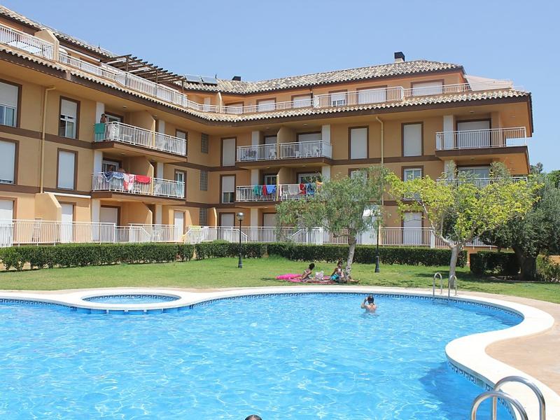 Bovalar 46 1492606,Apartamento en Alcocéber-Alcossebre, Costa del Azahar, España  con piscina privada para 6 personas...